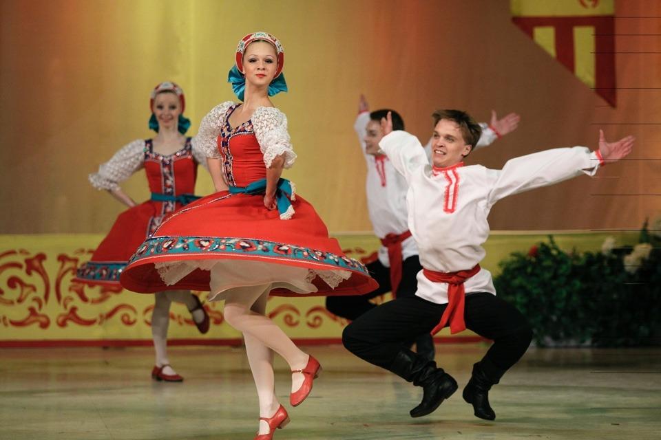 danze di carattere