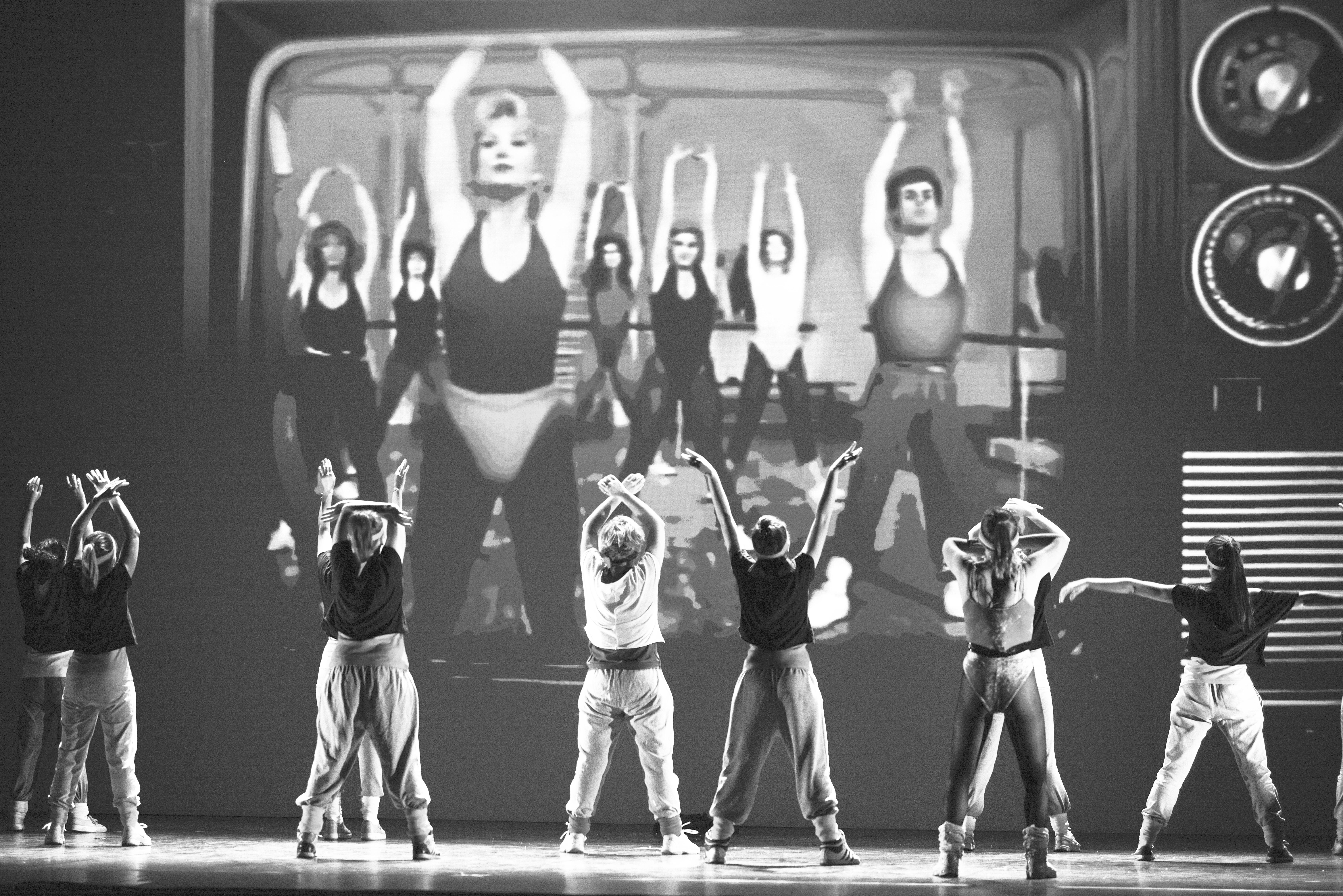 Le Signore Della Danza Moderna
