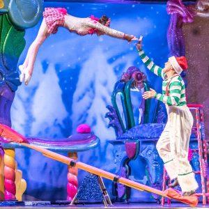Il Cirque Du Soleil Cerca Ballerini Di Hip-Hop E Street Dance