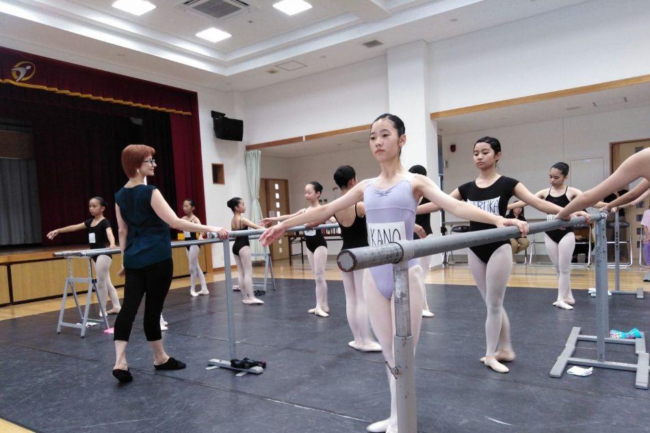 UNICA DATA ITALIANA: Stage Di Danza Classica Con L'ucraina Tatyana Borovik