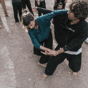 Play-Fight Practice: Workshop Con Bruno Caverna