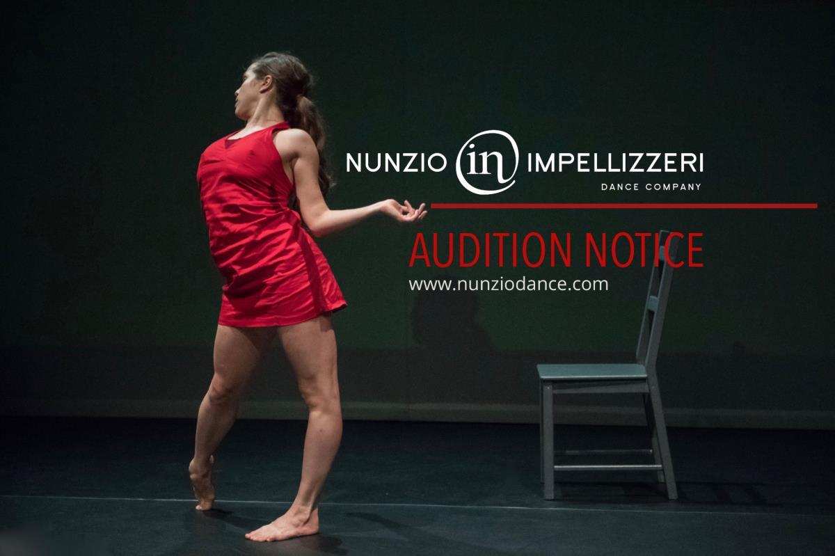 Ballerine Cercansi Per La Nunzio Impellizzeri Dance Company