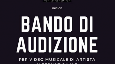 Audizione Per 2 Ballerini Performer Per Video Musicale